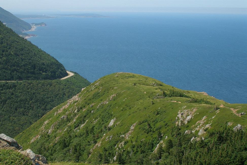 I Left My Heart On Cape Breton Island - Free Candie