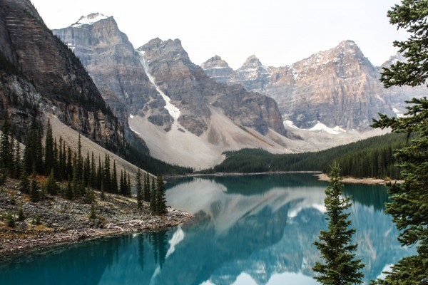 Photo essay: The Canadian Rockies are blowing my mind - Free Candie