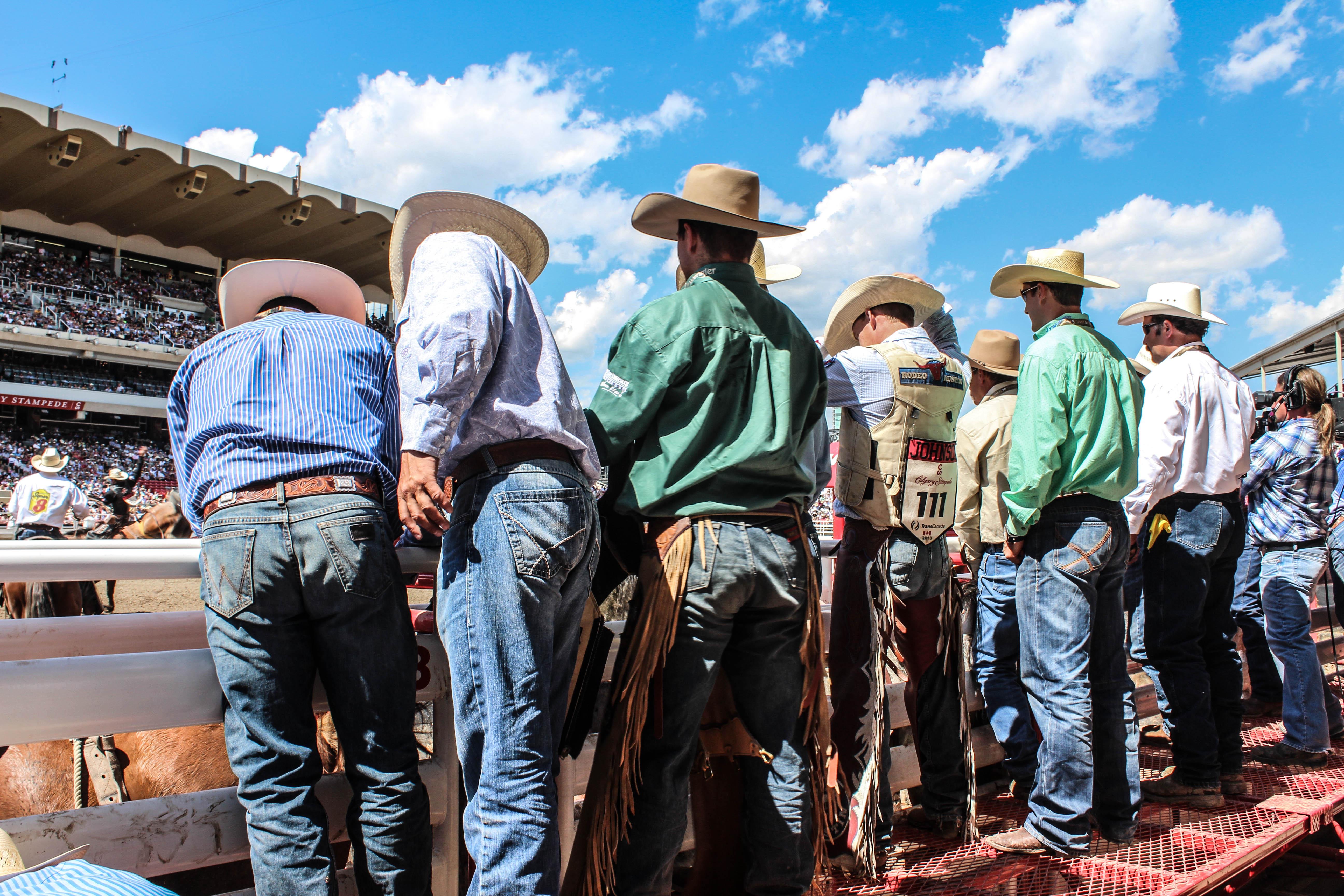 Cowboy bums