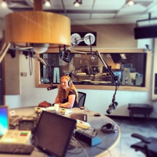 Candice at CBC Crosstalk