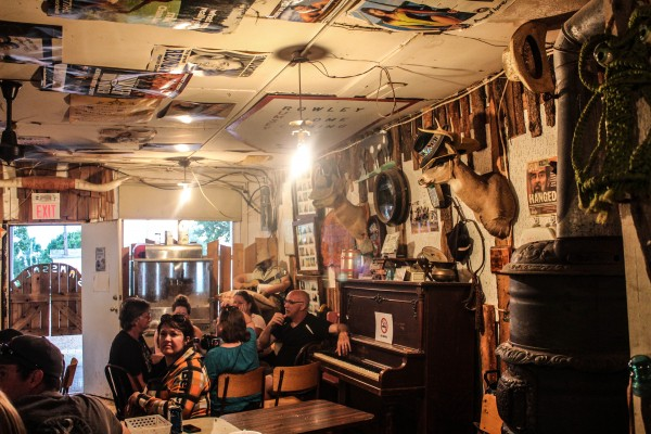 Sam's Saloon, Rowley