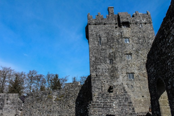Connemara castle