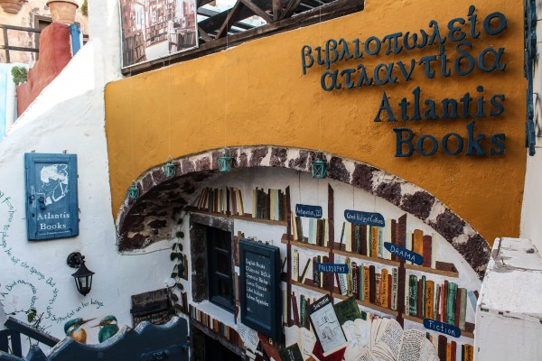 Atlantis Bookstore