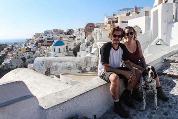Dan and Mily