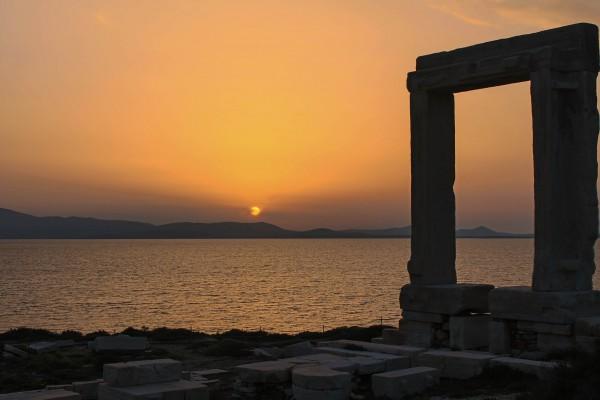 The Portara at Naxos