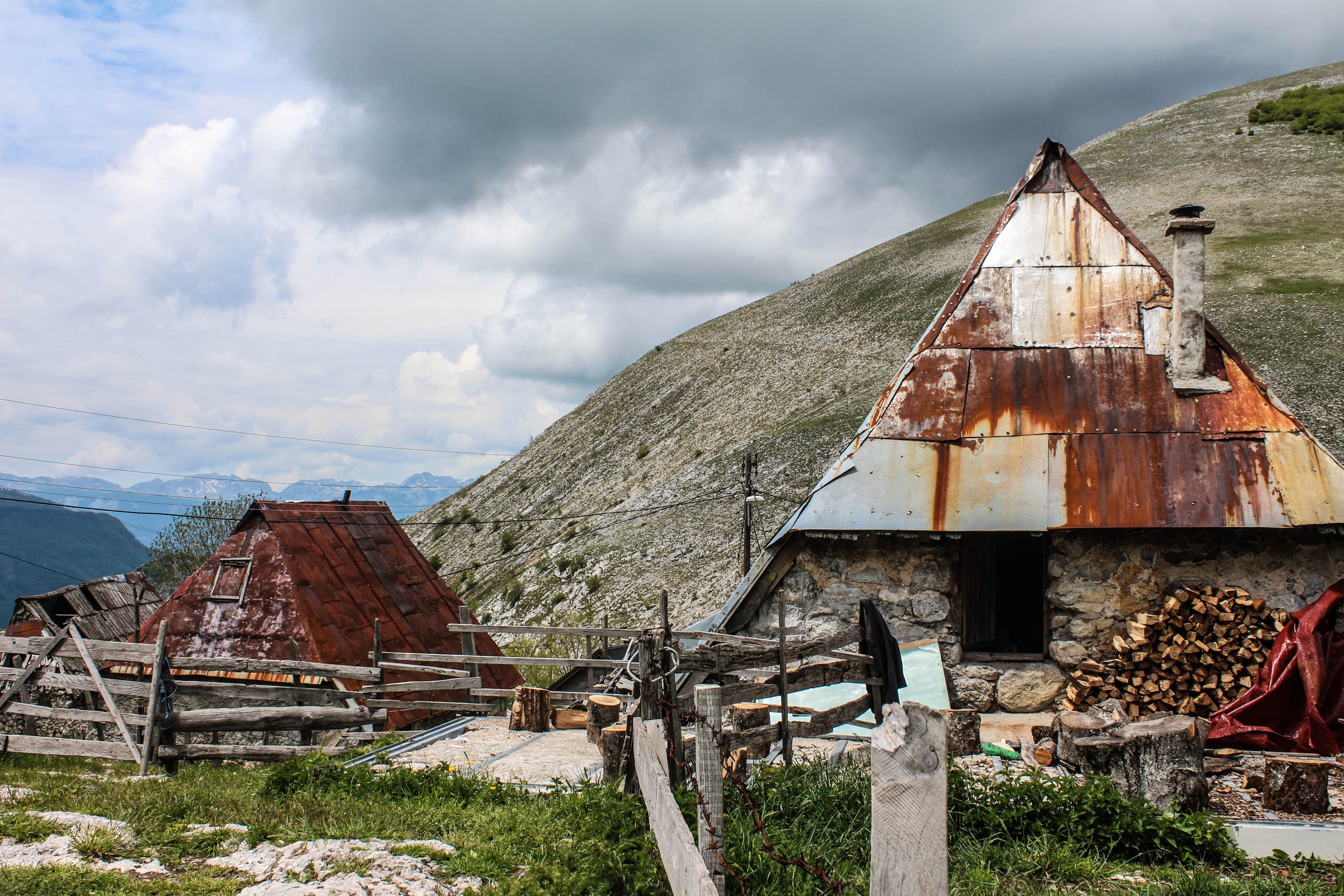 Lukomir Village 2