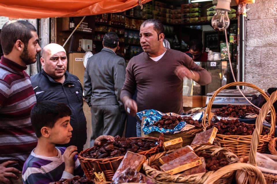 Amman souk