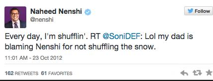 Nenshi on twitter