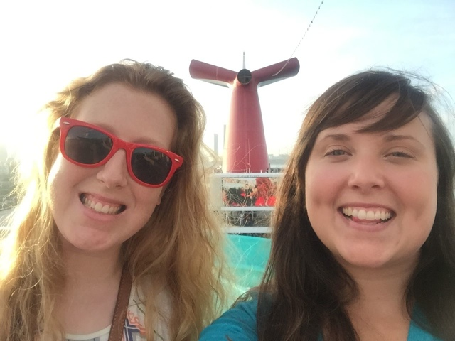 Candice-and-Cailin-carnival-cruise-2014