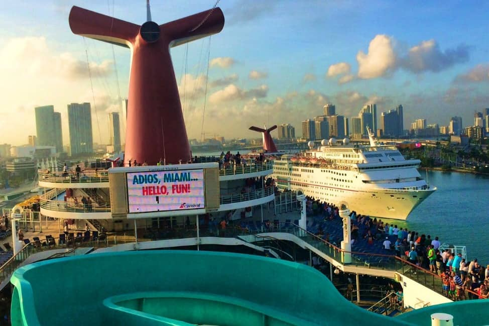 First time on Carnival Cruises? Here are a few things I learned.