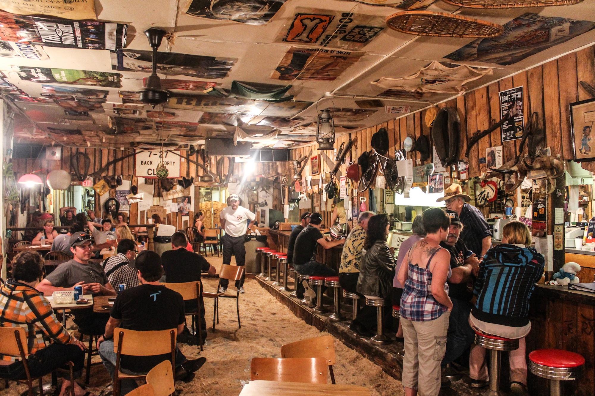 Sam's Saloon