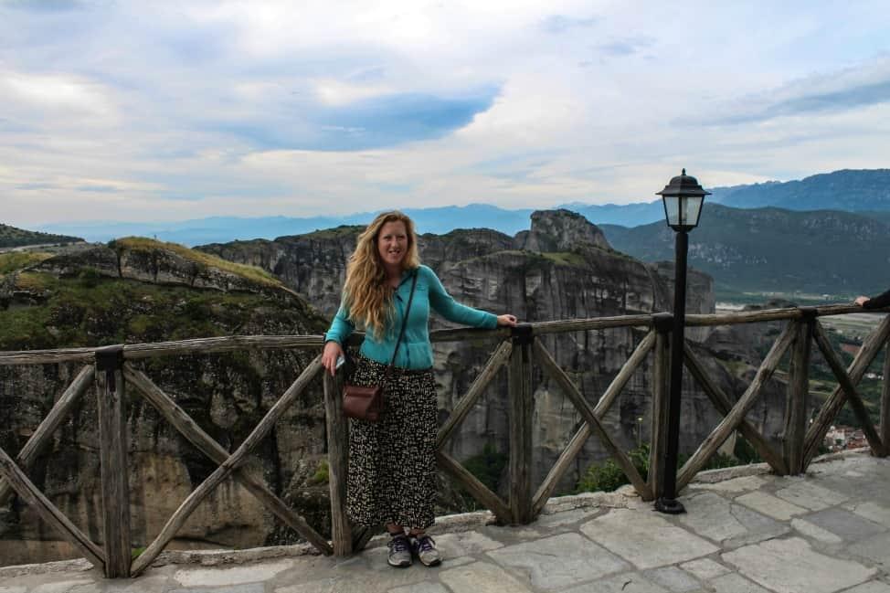 Candice-at-Meteora