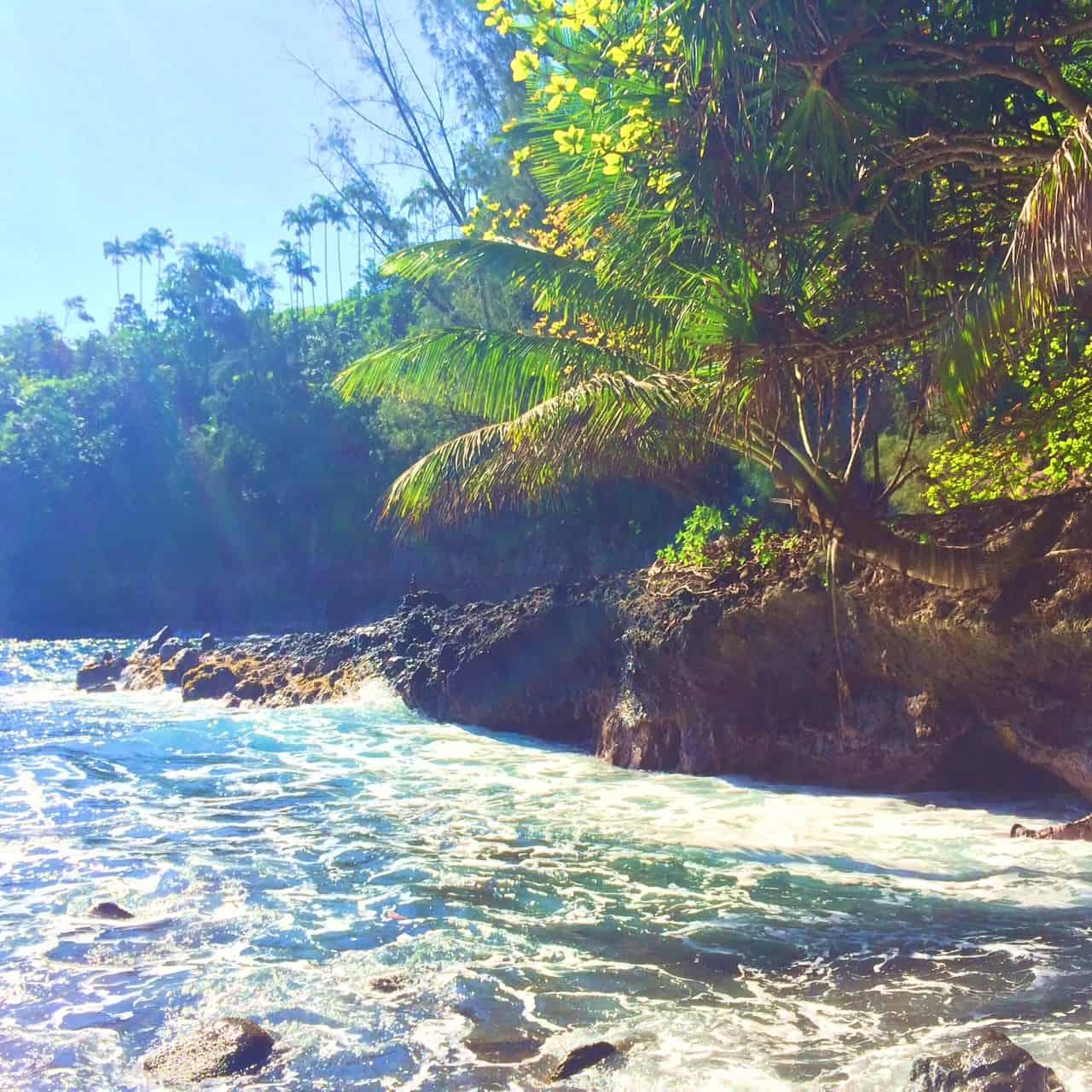 Beautiful big Island