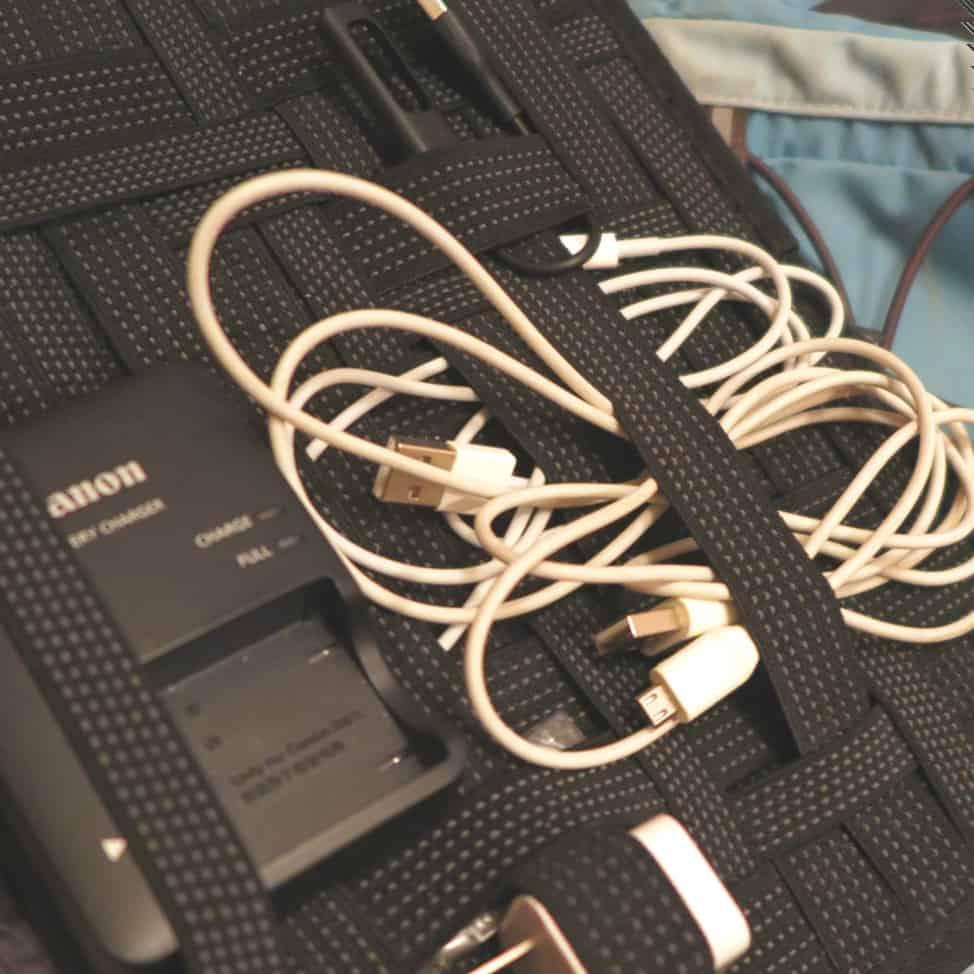 Grid-It tech organizer