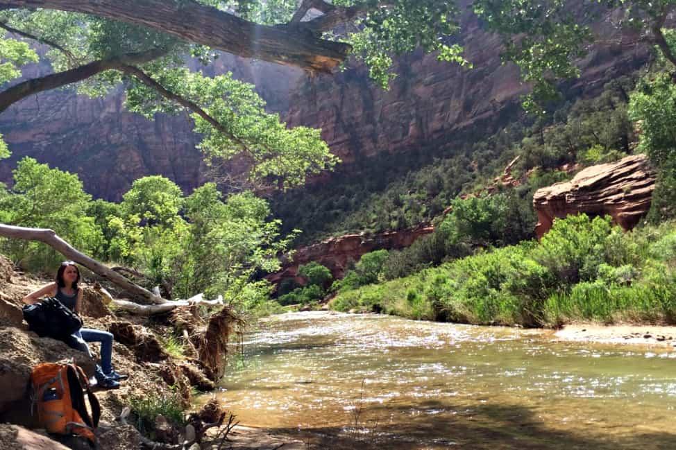 The Virgin River, Zion