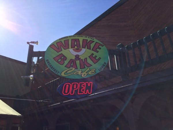wake and bake, moab