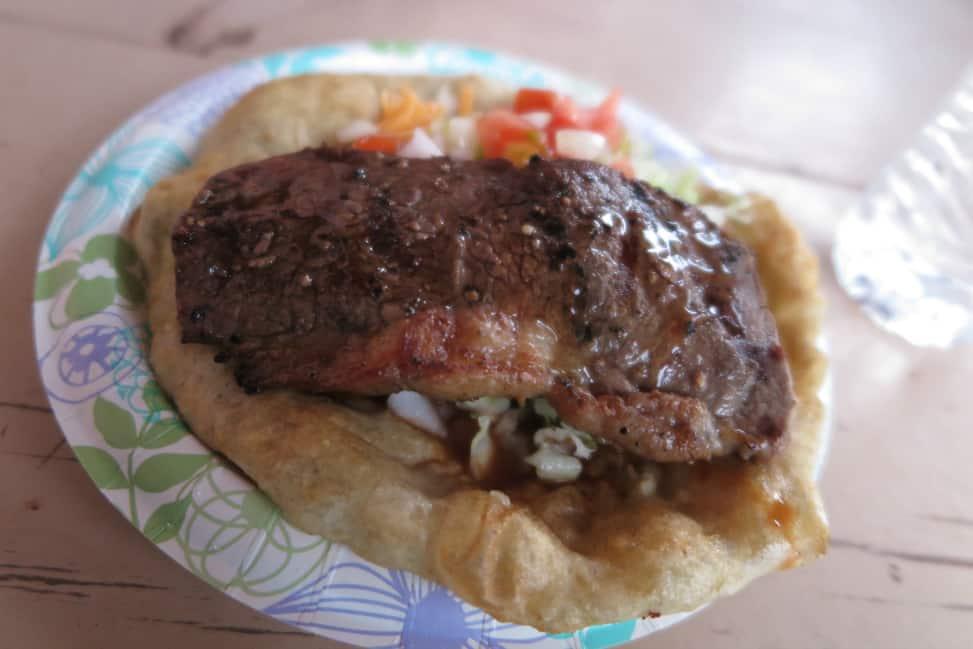 Navajo Steak