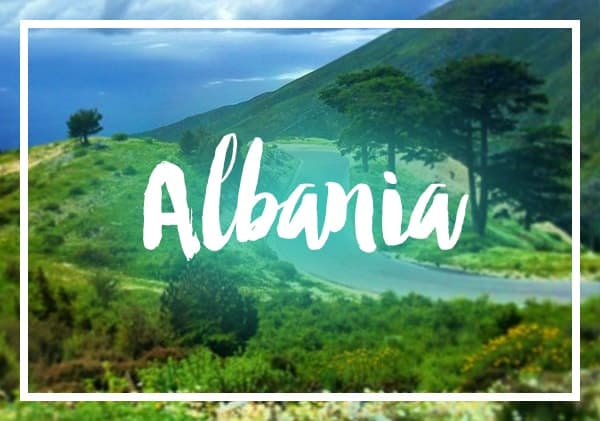 posts on Albania