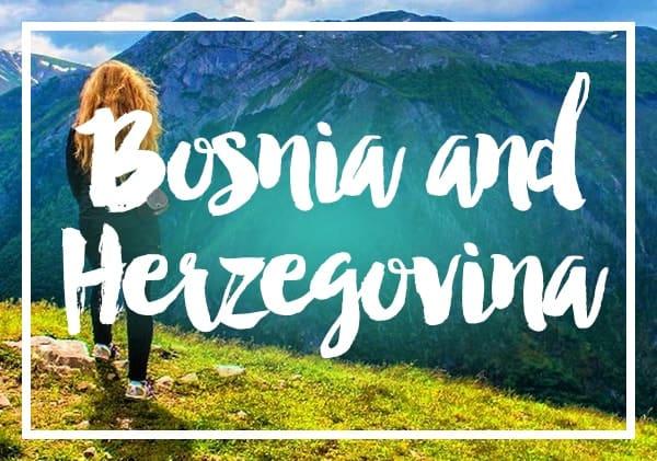 posts on bosnia herzegovina