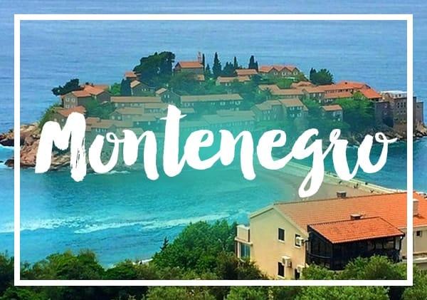posts on montenegro