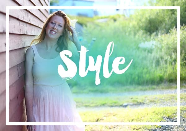 posts on style