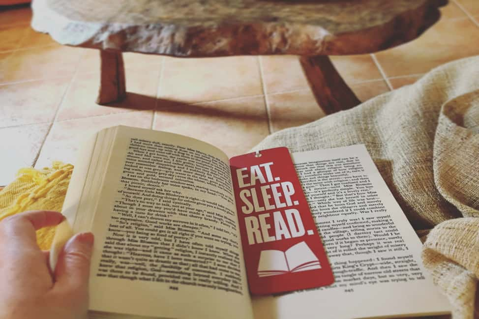 Eat, Sleep, Read, Repeat