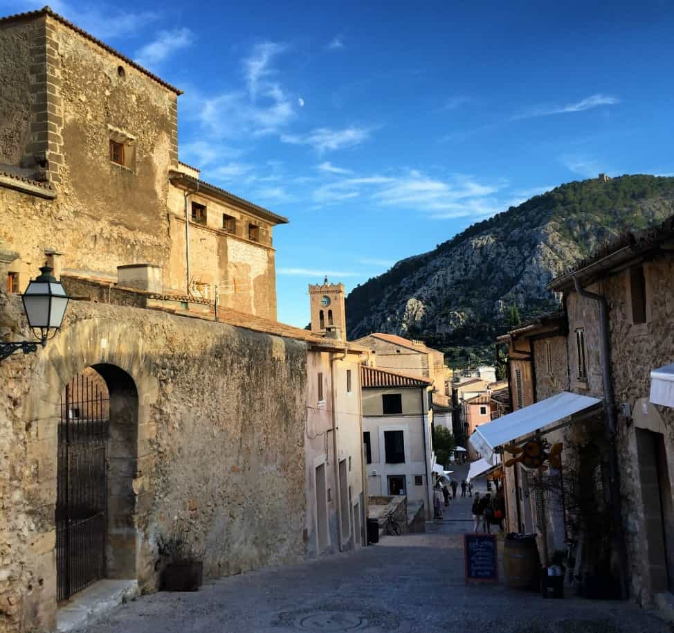 Beautiful Pollenca, Mallorca
