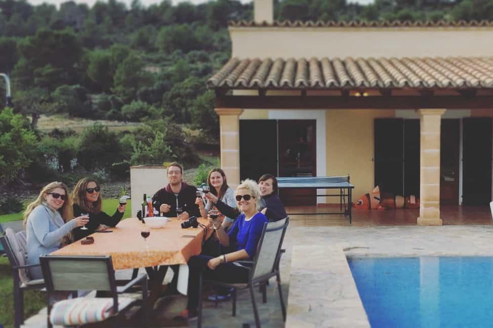 Our Travelopo villa