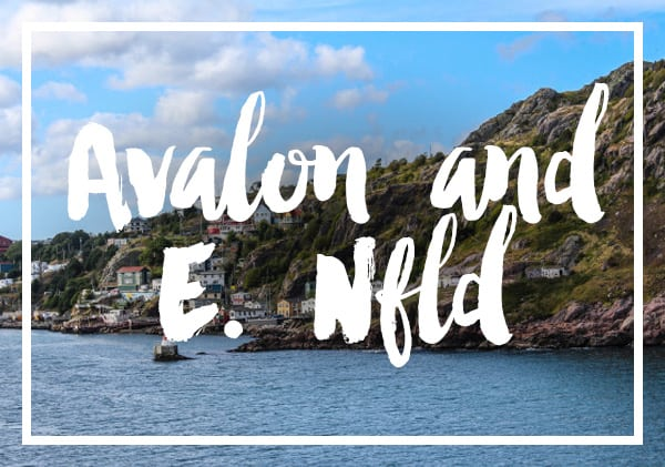 Avalon Peninsula and Eastern Newfoundland