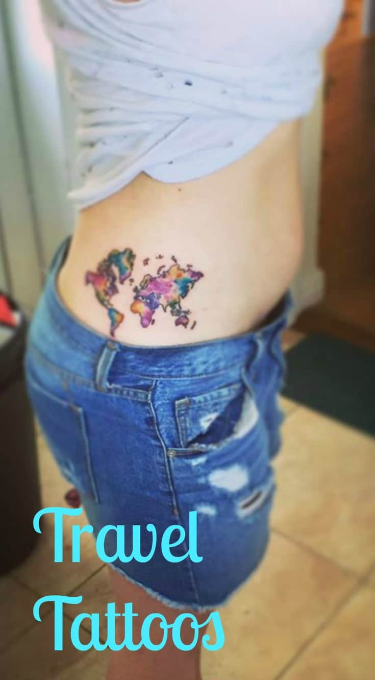 Country map tattoo images for tatouage country map tattoo within my latest travel tattoo free candie gumiabroncs Images