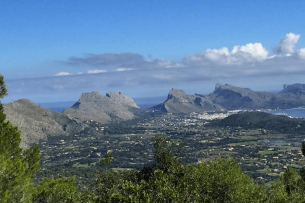 mountains in mallorca