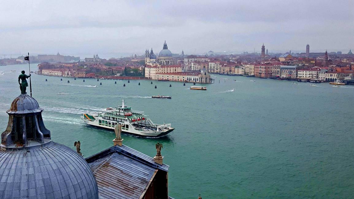 Venice from San Giogorgio