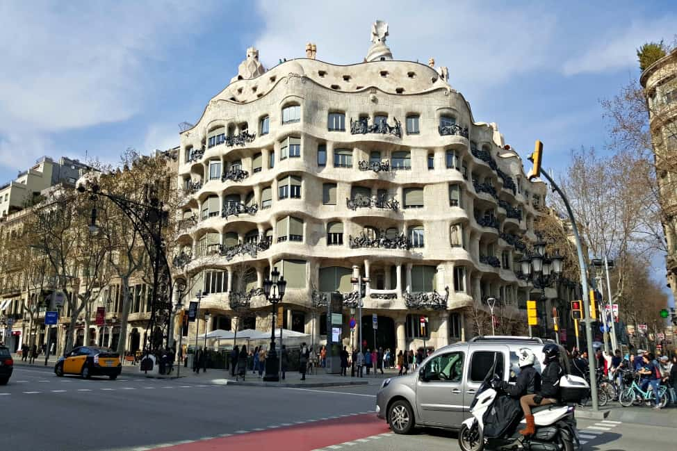 The Incredible Legacy Of Gaudi In Barcelona Free Candie