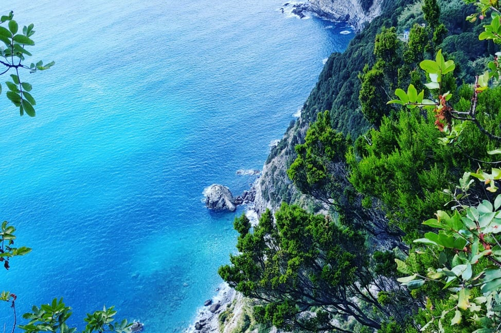 Hiking from Levanto to Monterosso