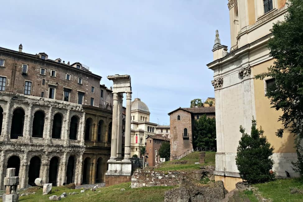 How to fall in love with Rome