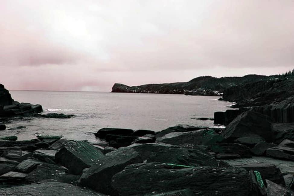 Doctor's Cove, La Manche Provincial Park