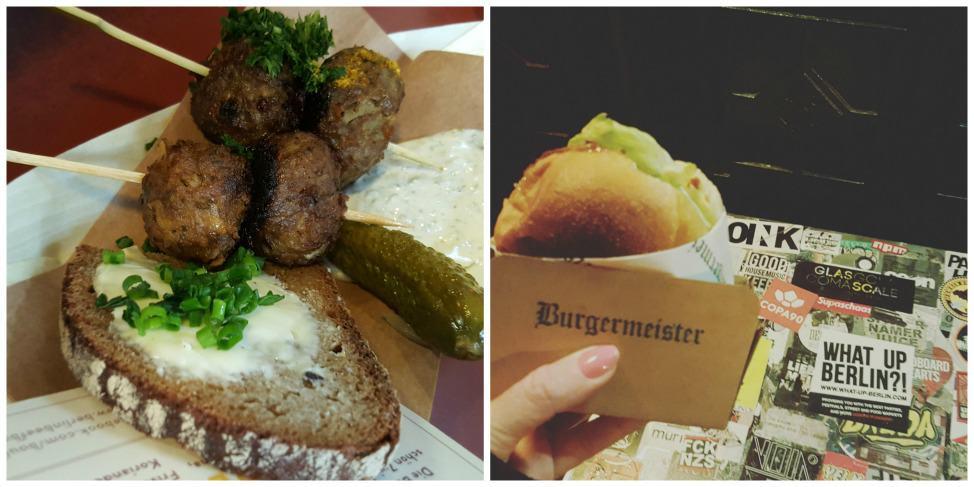 Markthalle Neun and Burgermeister