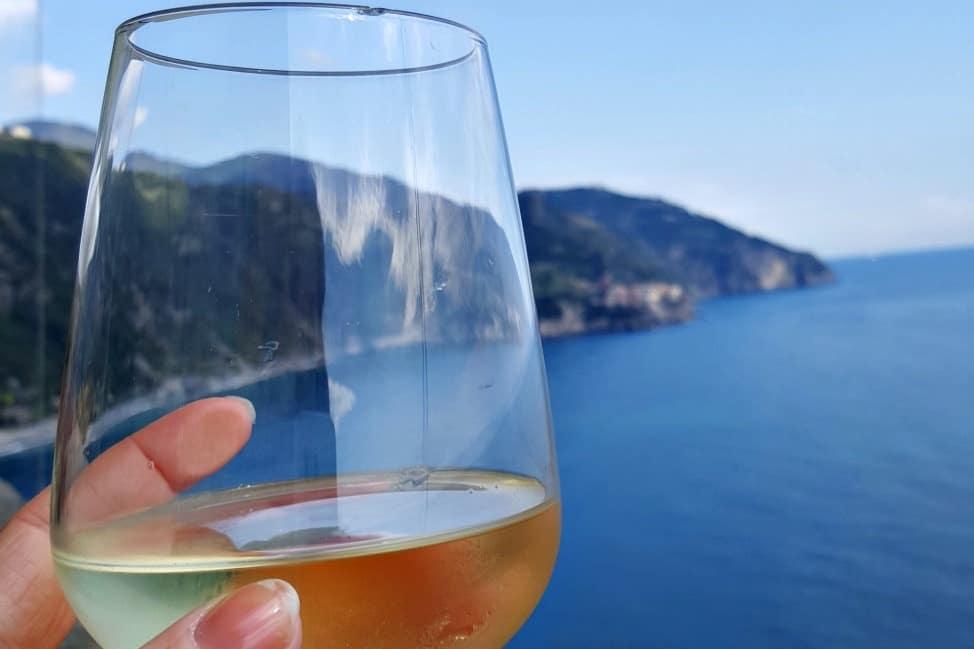 Wine in Cinque Terre