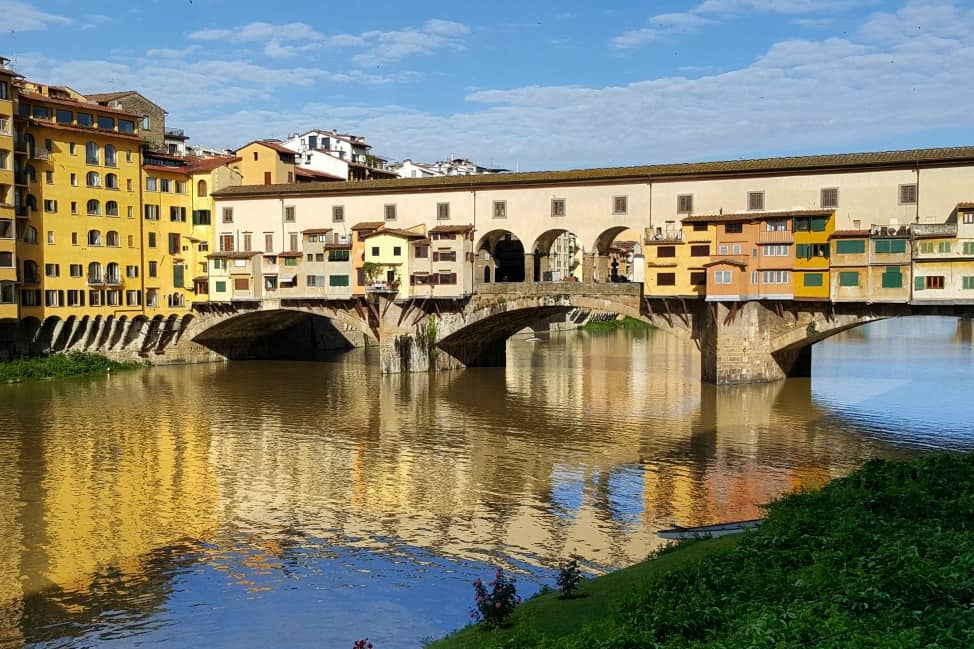 Four days in Florence