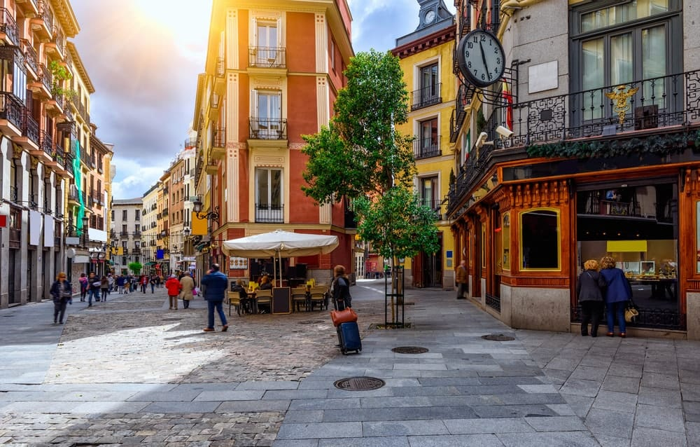 Regrets about living in Madrid