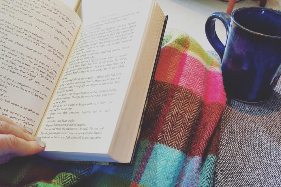 What I've been reading this winter