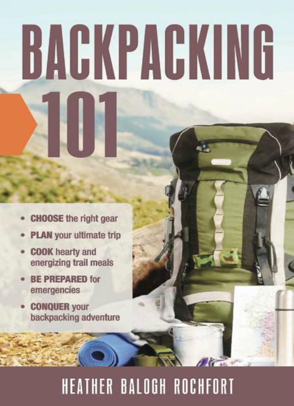 backpacking 101 by heather balogh rochfort