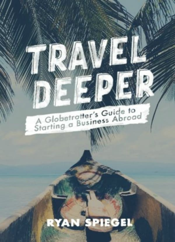 travel deeper by ryan spiegel