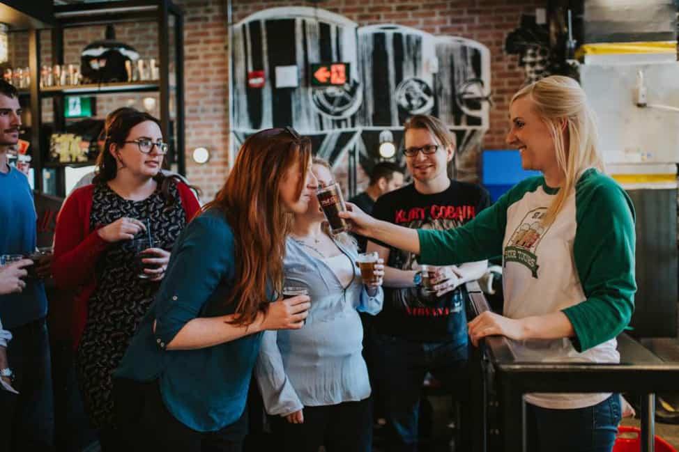 St John's Beer Tours