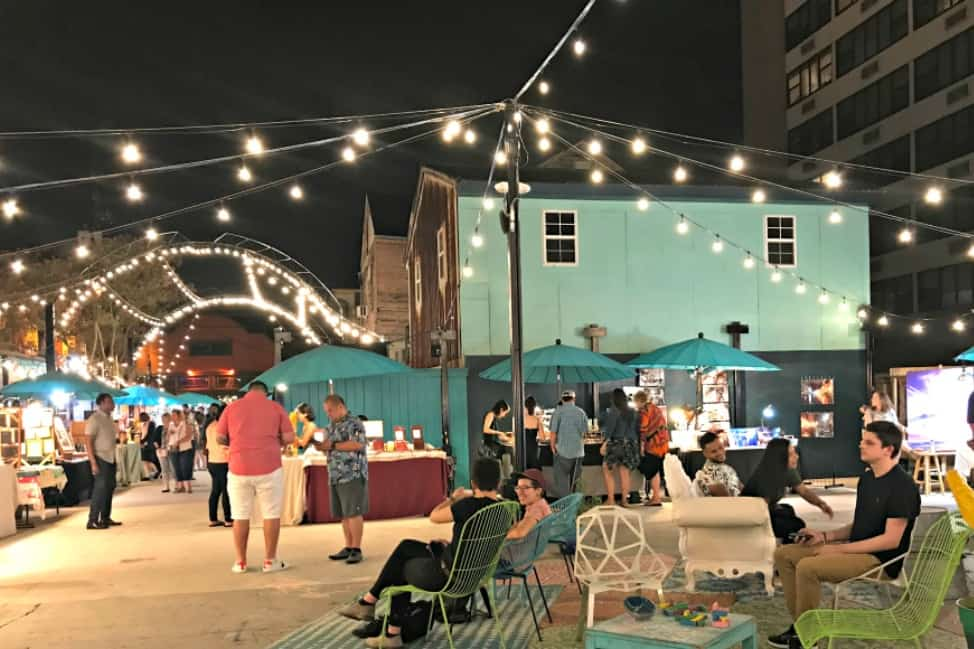 Art Market at Frenchmen Street