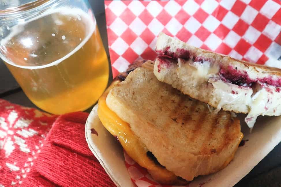 Oh My Cheeses at Port Rexton Brewing