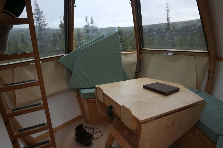 Inside the Oasis at Terra Nova National Park