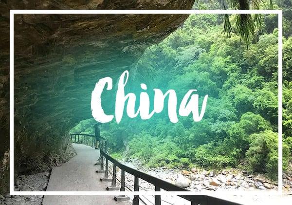 posts on China