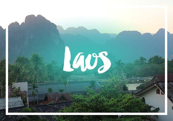 posts on laos