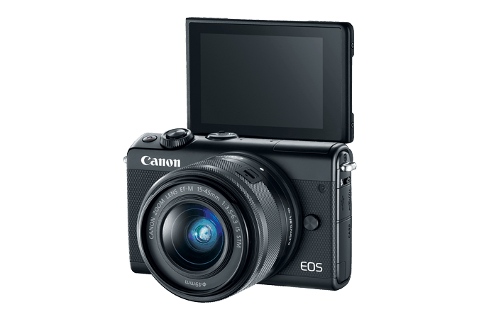 Canon EOS camera - my favorite camera for traveling